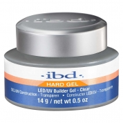 ibd LED/UV Builder Gel - Clear 14g