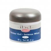 ibd LED/UV Builder Gel - Intense White 56g