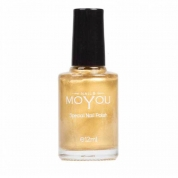 MOYOU Stamping Lack 12ml - Gold