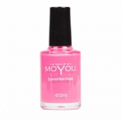 MOYOU Stamping Lack 12ml - Pink