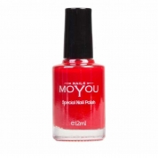 MOYOU Stamping Lack 12ml - Red
