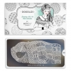 MoYou London Schablone - Doodles 05 - 90