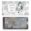 MoYou London Schablone - Doodles 06 - 133