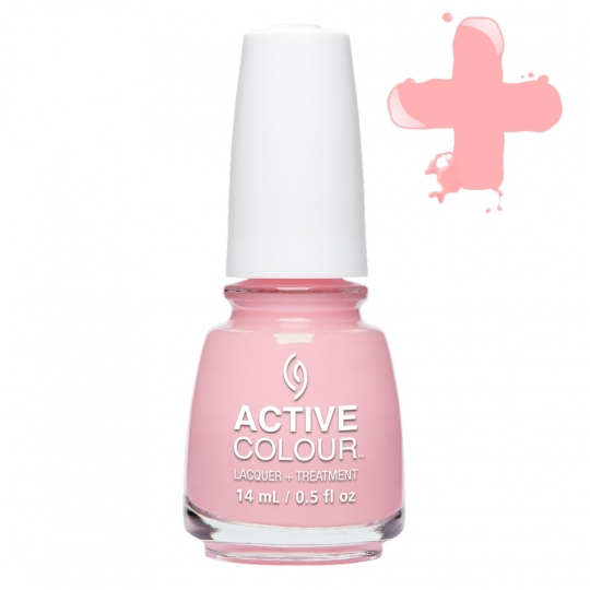 China Glaze Active Colour - Preserve in Pink 14ml