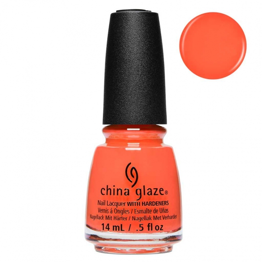 China Glaze Athelete Chic 14ml - Chic Physique