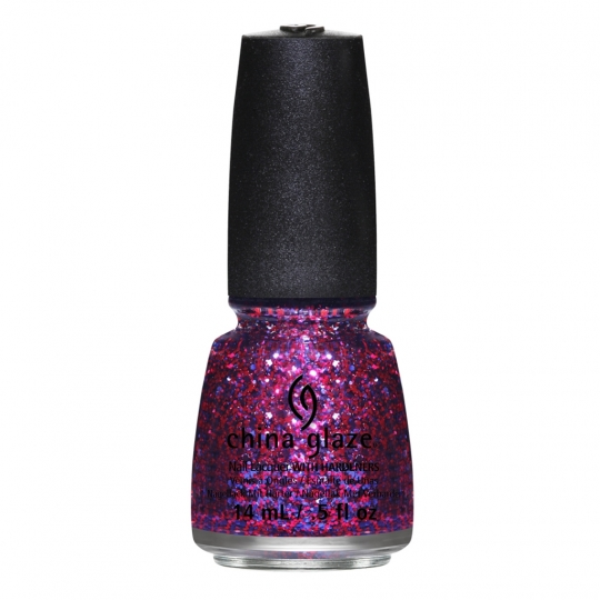 China Glaze Be Marry, Be Bright - Happy HoliGlaze Winter 2013 14ml