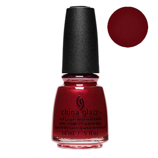 China Glaze Haute Blooded 14ml - FW18 Ready To Wear