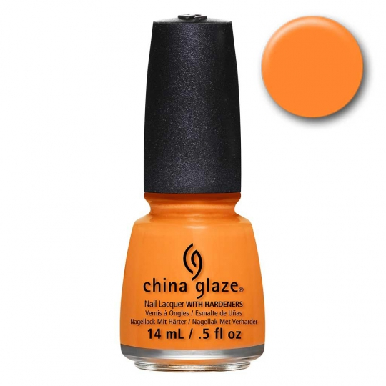 China Glaze Stoked To Be Soaked 14ml - Off Shore Summer