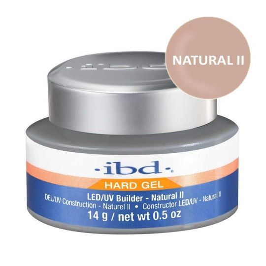 ibd LED/UV Builder Gel - Natural II 14ml