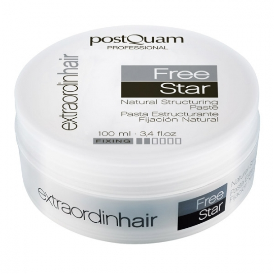 postQuam EXTRAORDINHAIR Free Star - Natural Structuring Paste 100ml