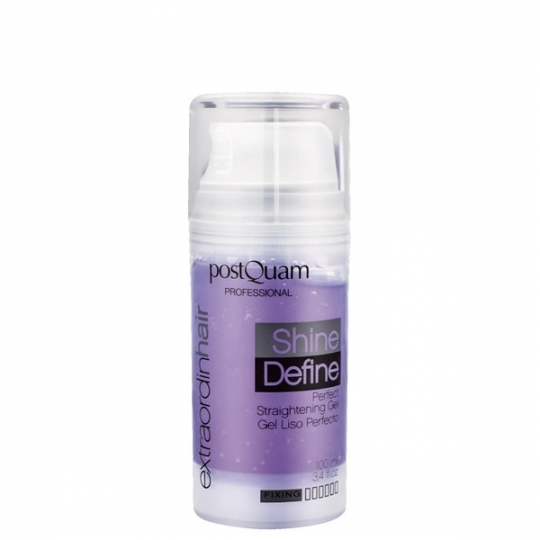 postQuam EXTRAORDINHAIR Shine Define - Perfect Straightening Gel 100ml