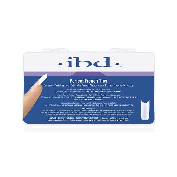 ibd Perfect French Tips  (100 Stk. BOX)