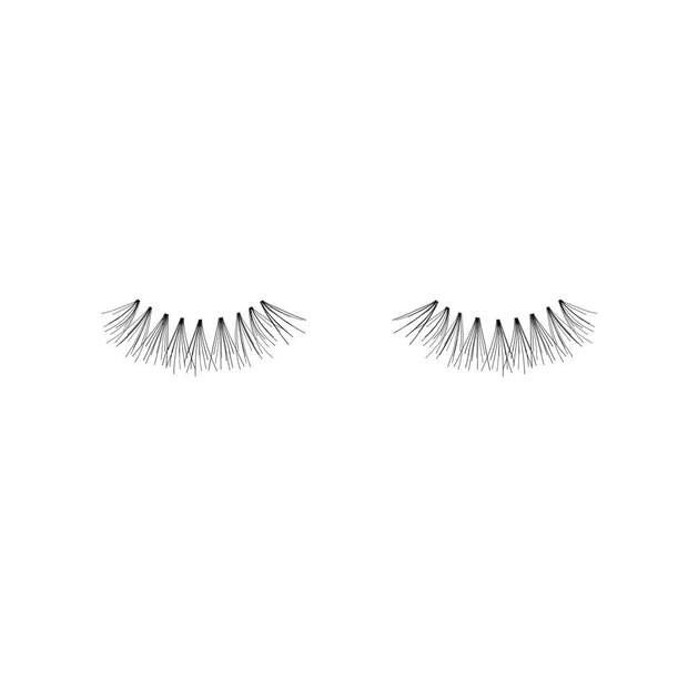 ARDELL Dura Lash Naturals - Knote-Free Flares - Short...
