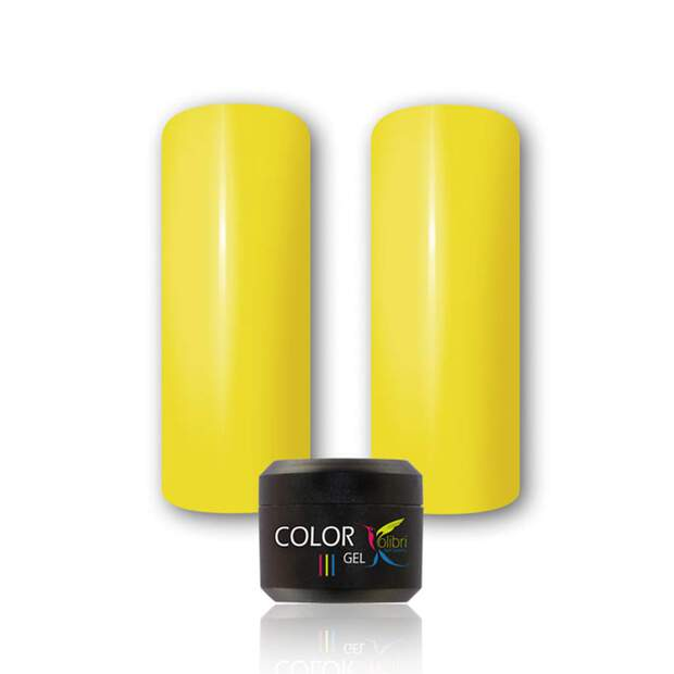 Kolibri COLOR Gel #007 - What A Summer Collection 5ml