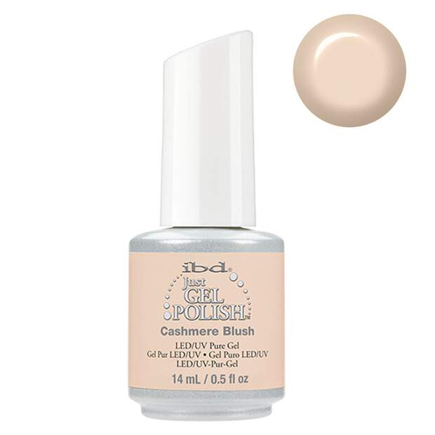 ibd Just Gel Polish - Cashmere Blush 14ml
