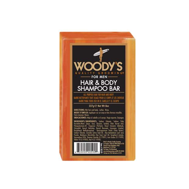 WOODY´S Quality Grooming for Men - Hair And Body Shampoo...