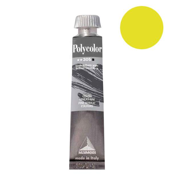 Polycolor LEMON YELLOW 20ml