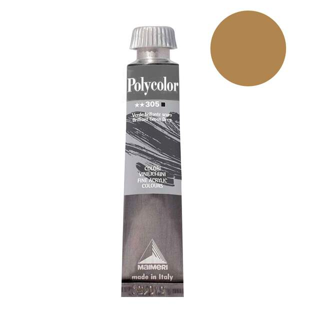 Polycolor YELLOW OCHRE 20ml