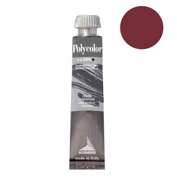 Polycolor RED OCHRE 20ml