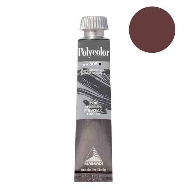 Polycolor BURNT SIENNA 20ml