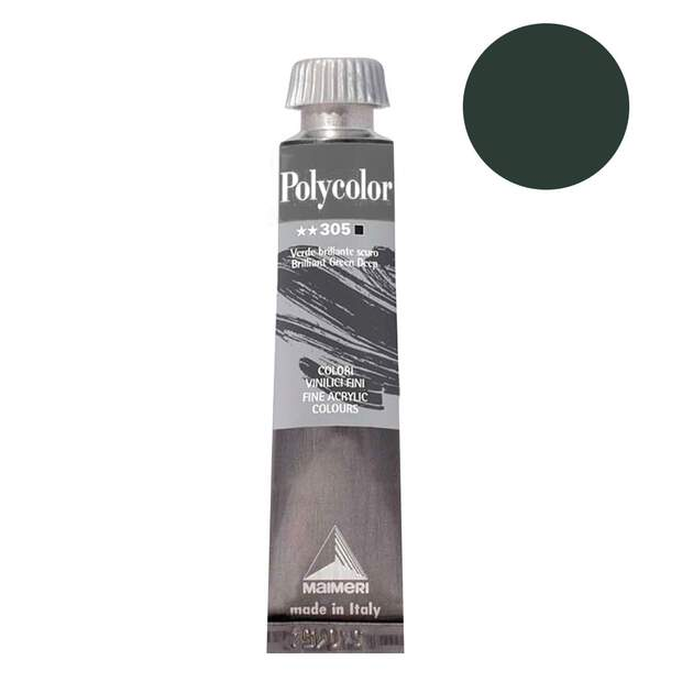 Polycolor SAP GREEN 20ml