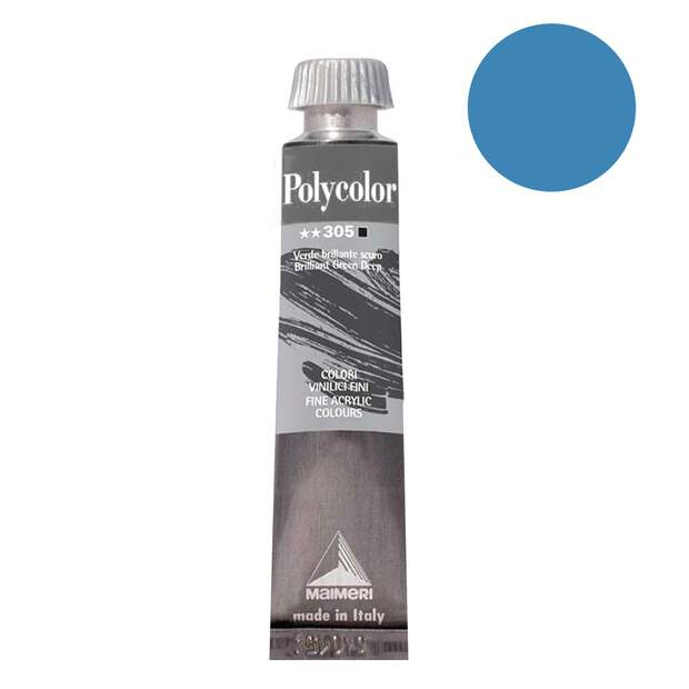 Polycolor PRIMARY BLUE - CYAN 20ml