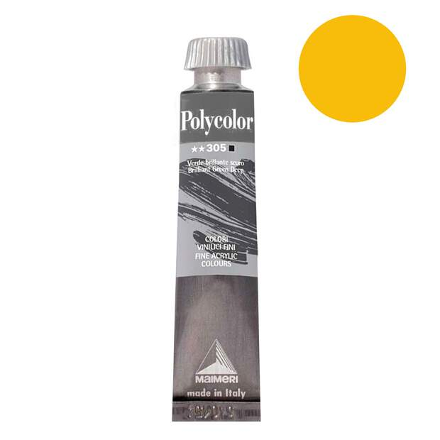 Polycolor CADMIUM YELLOW MEDIUM 20ml