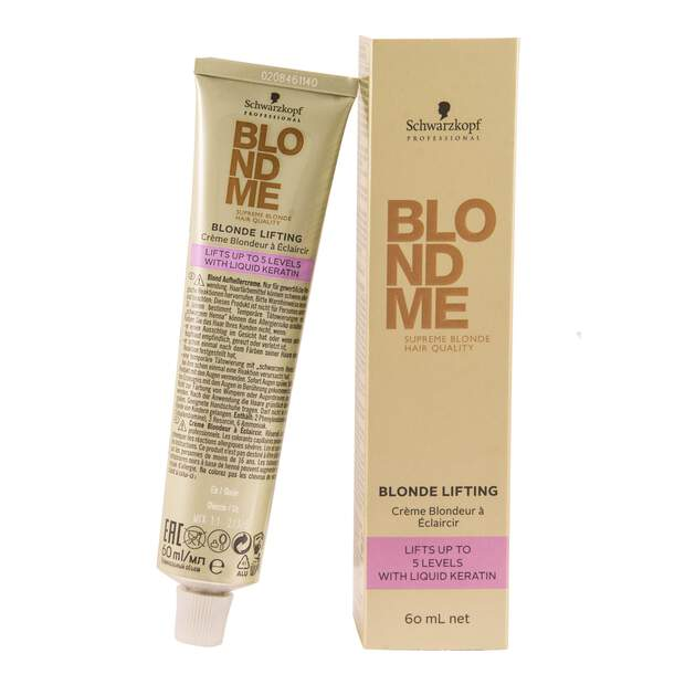 Schwarzkopf Professional Blondme Blond Lifting 60ml