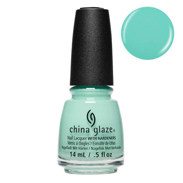 China Glaze Too Much Good Fling 14ml - Spring Fling