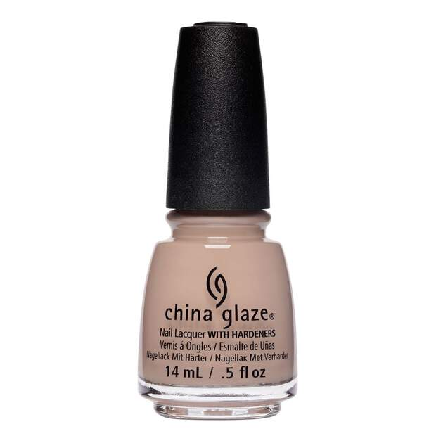 China Glaze Fresher Than My Clique 14ml - Shades Of Nude