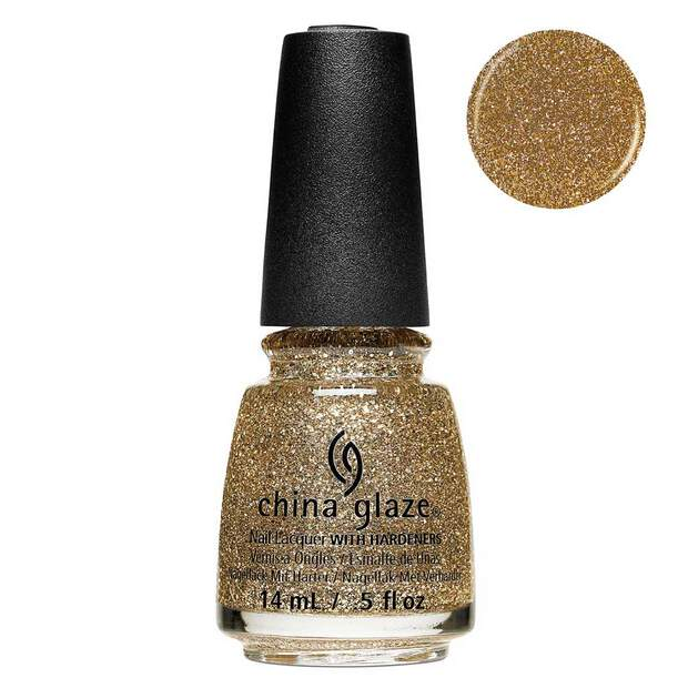 China Glaze Big Hair & Bubbly 14ml - Glam Finale