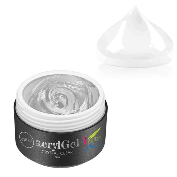Kolibri acrylGel - crystal clear 50ml