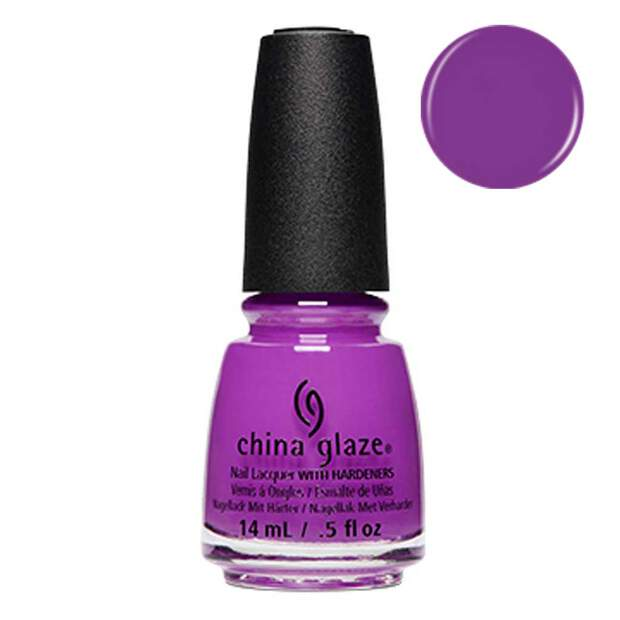 China Glaze Boujee Board 14ml - Shades Of Paradise