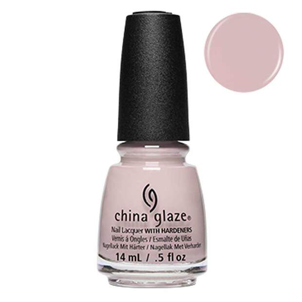 China Glaze Throwing Suede! 14ml - FW18 Ready To Wear