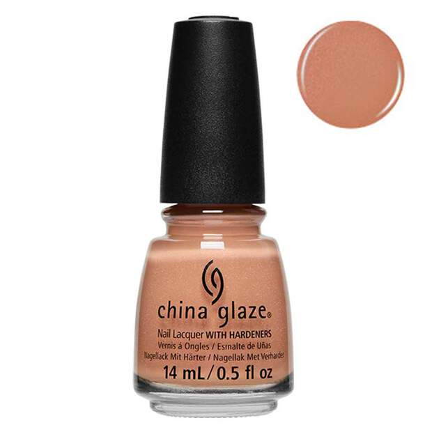 China Glaze Skinny Tipping 14ml - Body & Sol